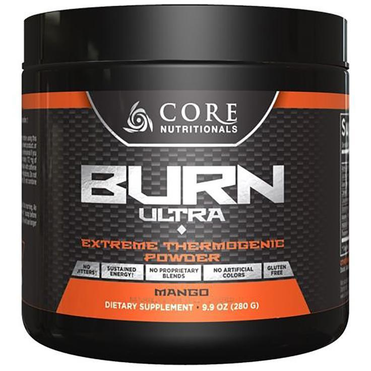 Core Nutritionals : Burn Ultra - NutraCore Manalapan - Vitamin & Supplement and CBD Store