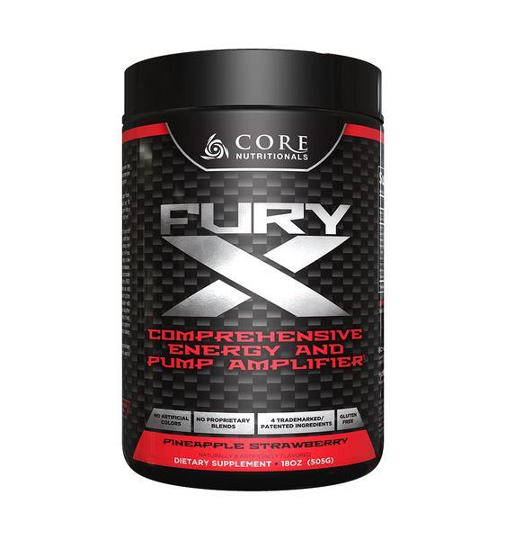 Core Nutritionals : Fury X