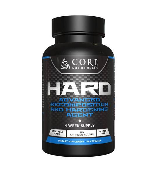 Core Nutritionals: HARD