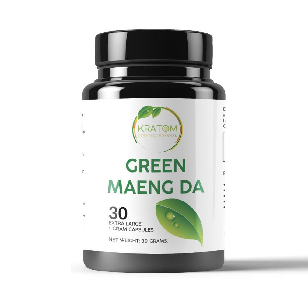 Green Maeng DA - NutraCore Manalapan - Vitamin & Supplement and CBD Store
