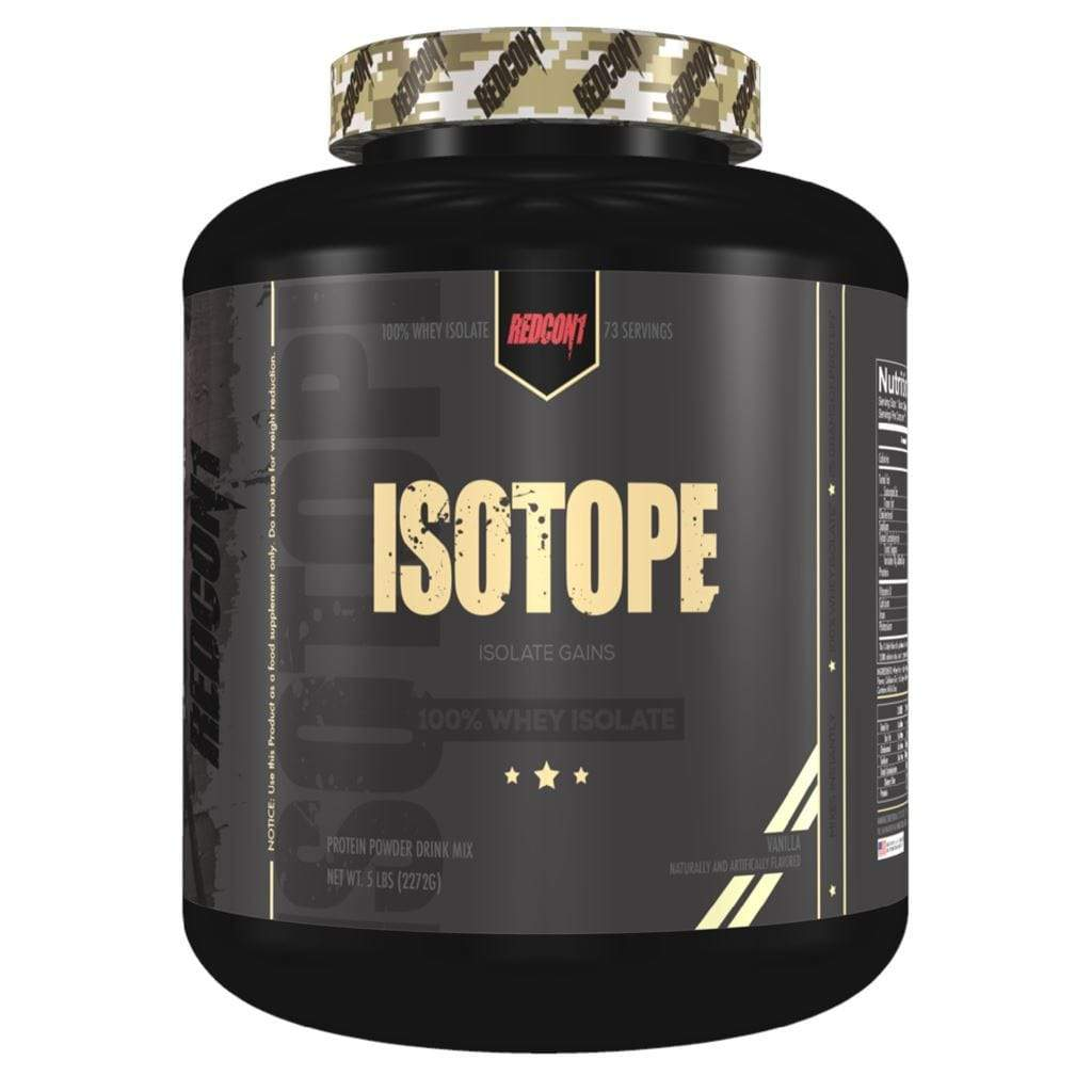 Isotope Whey Protein 5lb - NutraCore Manalapan - Vitamin & Supplement and CBD Store