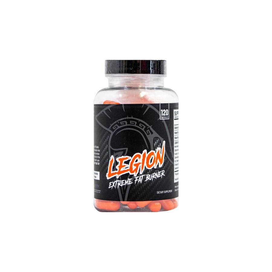 LEGION 120 Caps - NutraCore Manalapan - Vitamin & Supplement and CBD Store