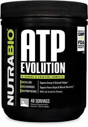 Nutrabio ATP Evolution 500 grams - NutraCore Manalapan - Vitamin & Supplement and CBD Store
