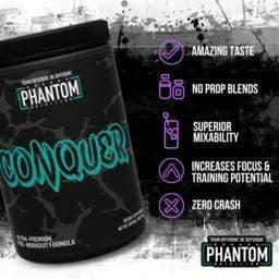 Phantom Nutrition Conquer