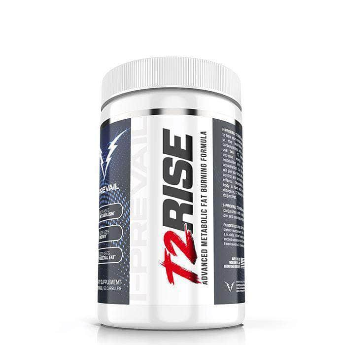 T2 Rise Fat Burner Capsules - NutraCore Manalapan - Vitamin & Supplement and CBD Store