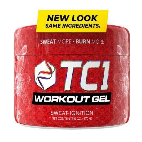 TC1Topical Pre-Workout Gel - NutraCore Manalapan - Vitamin & Supplement and CBD Store