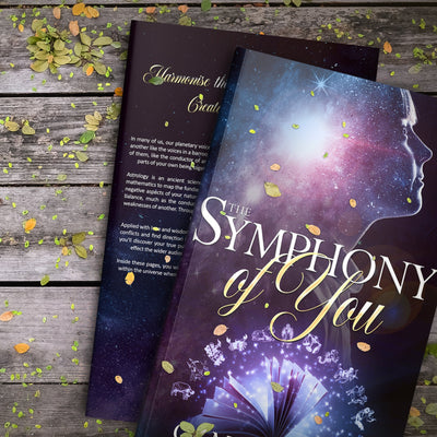 The Symphony of You - Personalised Natal Chart, by Natal Gazer