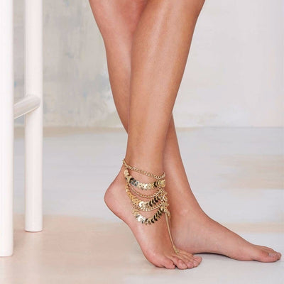 Salacia's Scales Anklet