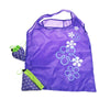 Tutti Frutti Purse Tote - An assortment of reusable shopping bags in cute fruit and vegetable designs