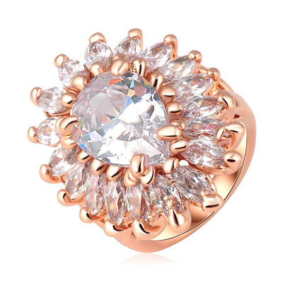 Be Dazzling Cocktail Ring - A stunningly statement ring with sure to catch the eye.