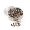 Earring Backs Kit - Bullet Backs, 400pc Kit
