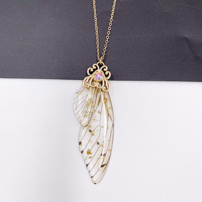 Titania Fairy Wing Necklace