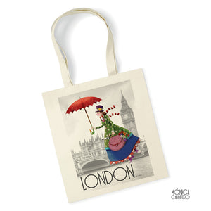 Tote Natural London