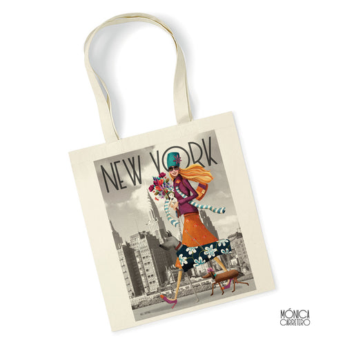 Tote Natural New York