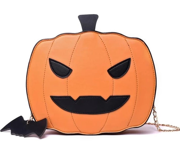 Jack the Pumpkin Purse