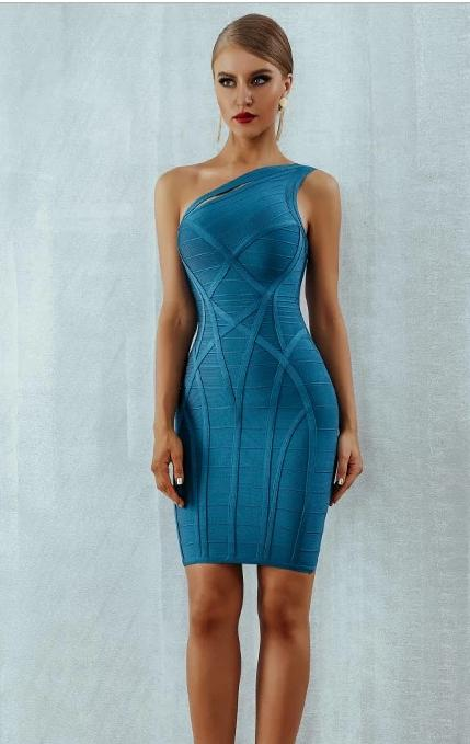 Eliza Party Bodycon Bandage Dress