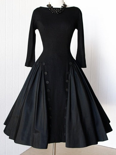 New Look Full Skirt Vintage Dress