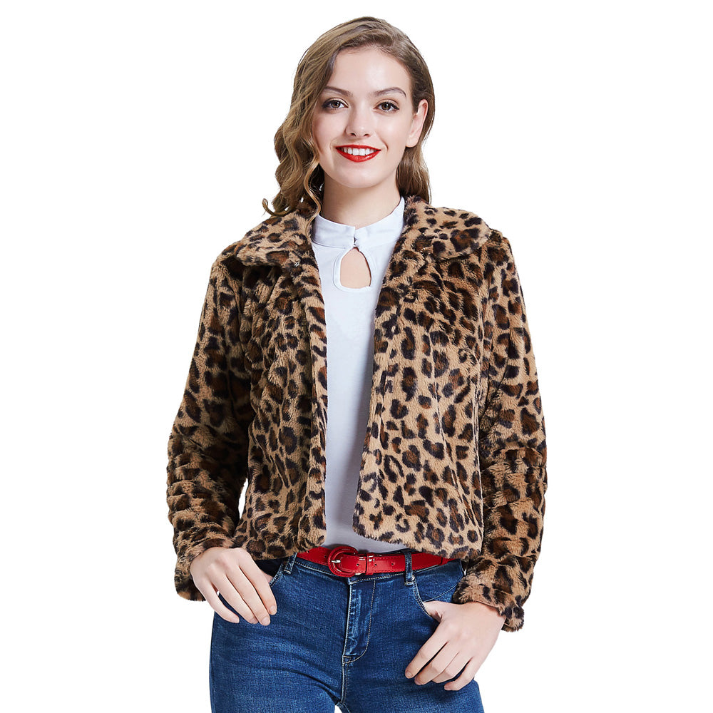 Shonna Faux Fur Jacket