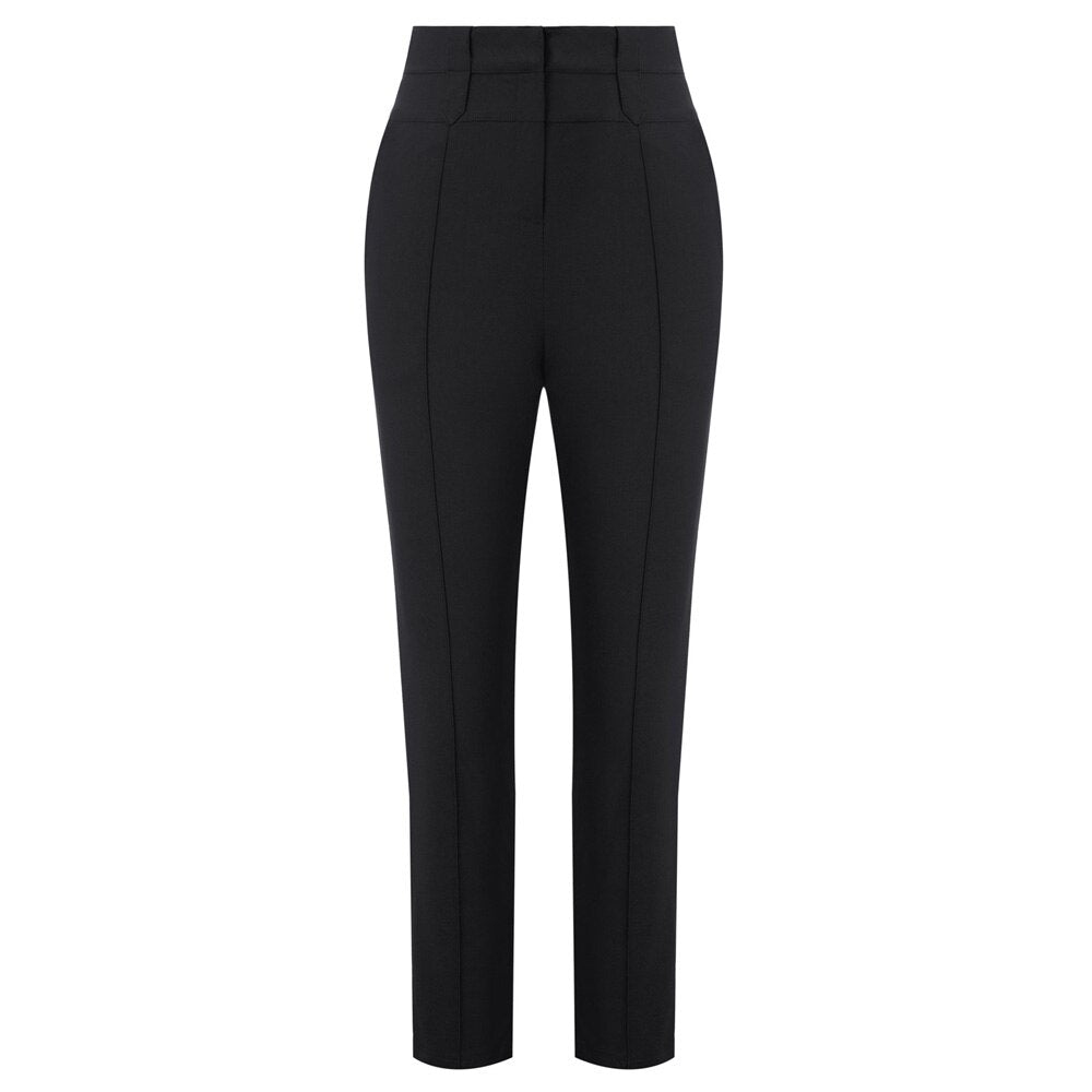 Isla High Waist Skinny Ankle Length Pants
