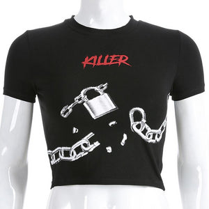 Killer Crop Top