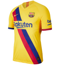 Load image into Gallery viewer, Nike Barcelona Mens Away Kit 19/20