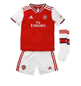 Arsenal Home Mini Kit 19/20