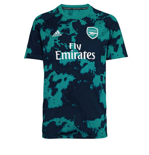 Adidas Arsenal Mens Pre-Match Shirt 19/20