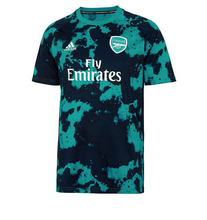 Load image into Gallery viewer, Adidas Arsenal Mens Pre-Match Shirt 19/20
