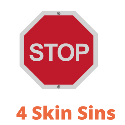 Skin Sins: Stop These 4 Mistakes to Look and Feel Better