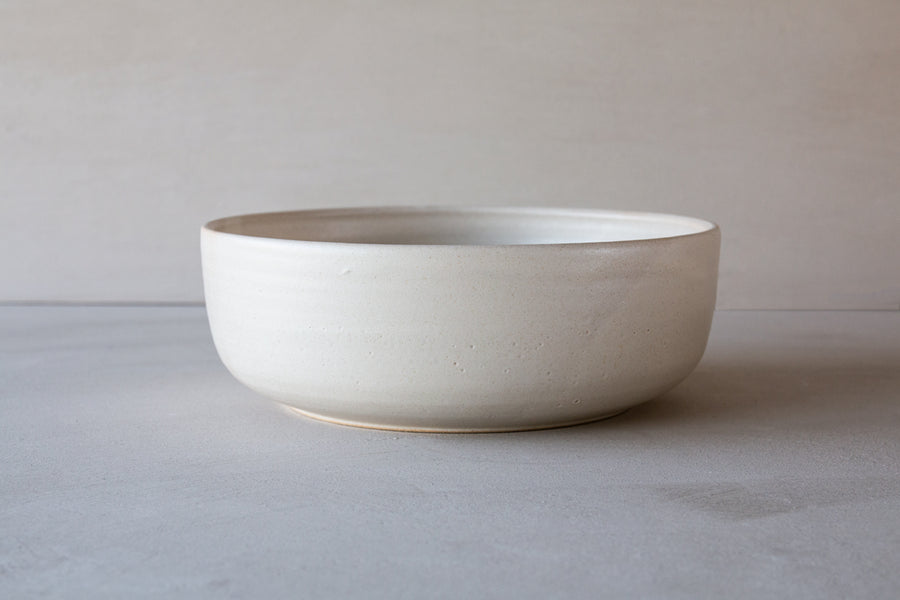 Pino Bowl beige in XL