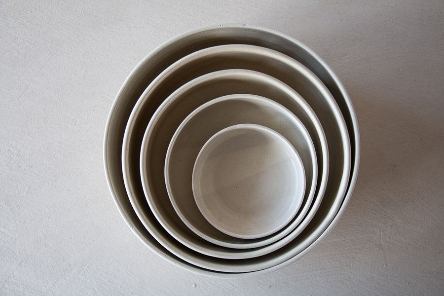 Pino Bowl beige in S