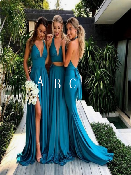 Cheap Bridesmaid Dresses, Bridesmaid Dress, Wedding Party Dress, Dresses For Wedding, NB0004 - Promcoming