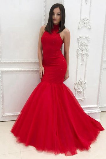 Mermaid Prom Dress, Evening Dress, Winter Formal Dress,Pageant Dance Dresses, Graduation School Party Gown, PC0031 - Promcoming