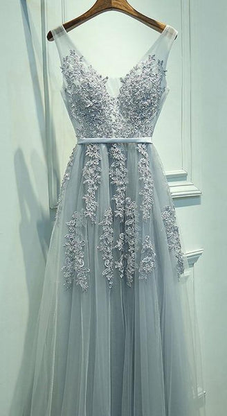 Custom Made Prom Dress Long, Prom Dresses, Evening Dress, Dance Dress, Graduation School Party Gown, PC0369 - Promcoming