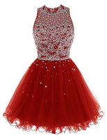 2020 Homecoming Dresses, Short Prom Dress ,Winter Formal Dress, Pageant Dance Dresses, Back To School Party Gown, PC0636 - Promcoming