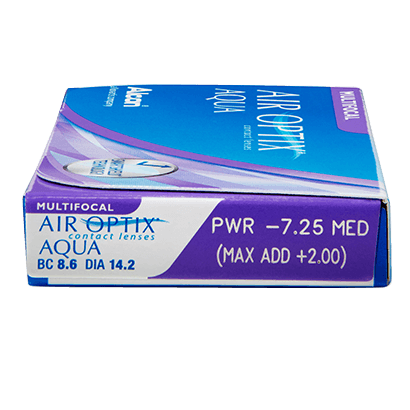 Air Optix For Multifocal 6 Pack
