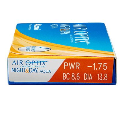 Air Optix Night & Day 6 Pack