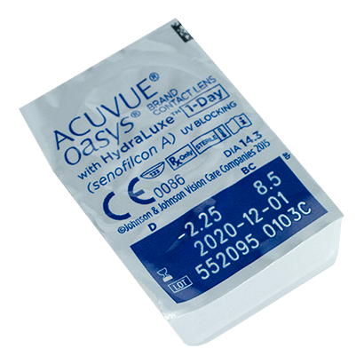 Acuvue Oasys 1-Day 30 Pack