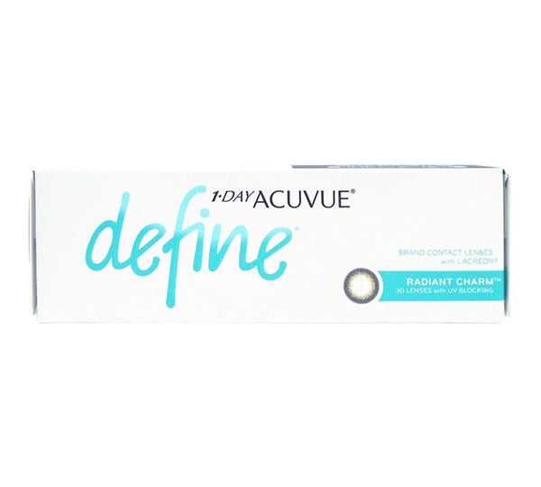 1-Day Acuvue Define 30 Pack – Radiant Charm