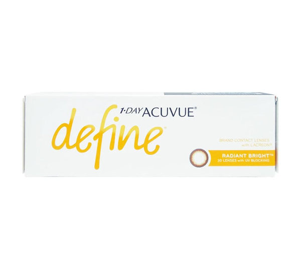 1-Day Acuvue Define (30 Pack) – Radiant Bright