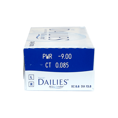 Dailies All Day Comfort 30 Pack