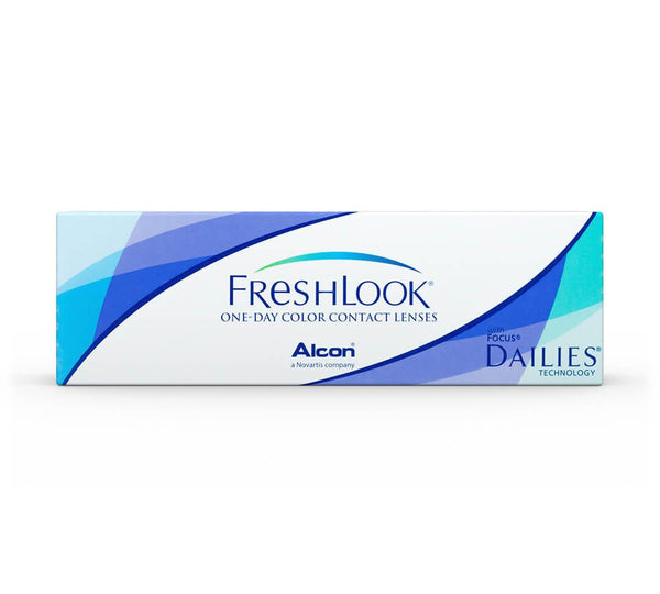 Freshlook Color 1-Day (10 Pack)