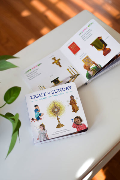 Light of Sunday Board Book