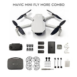 Drone Dji mavic Mini mt1ss5 fcc Gps 30 Minutos