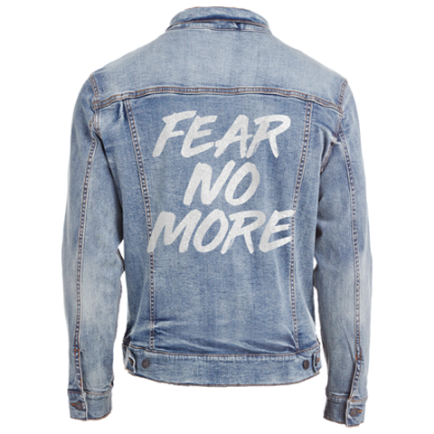 Fear No More Denim Jacket