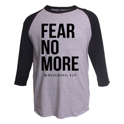 Fear No More Raglan