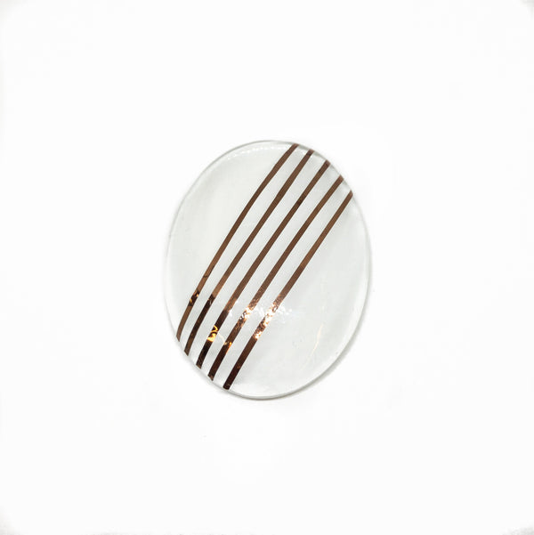 Coffee Stripe Tape