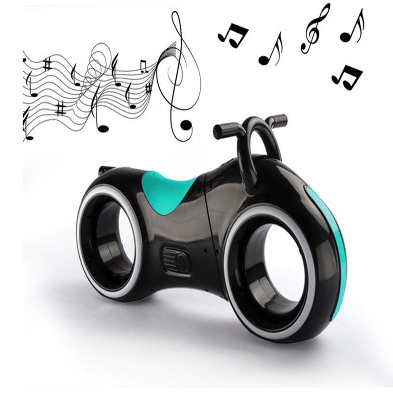 Kids Electric Motorcycle with Music - Battery 5V.3A.