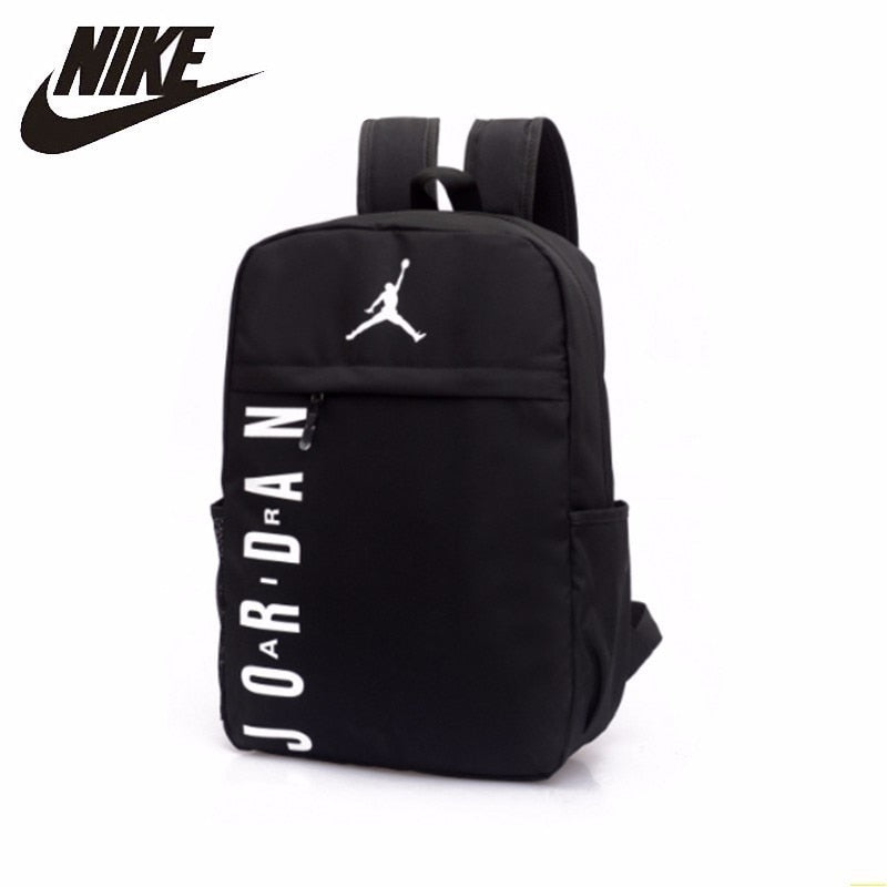 Nike Air Jordan Unisex Sports Outdoor Training Backpack- Men And Women Fashion Bag