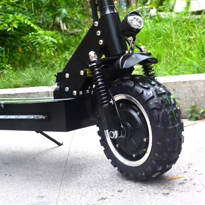 2400W Off-Road Suspension Electric Scooter - Strong Power